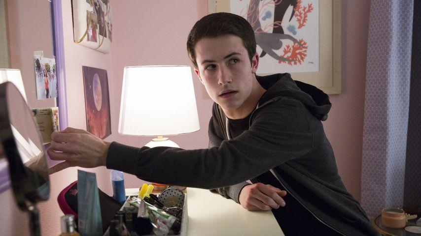 """Dylan Minnette als Clay Jensen in """"Tote Mädchen lügen nicht"""""""
