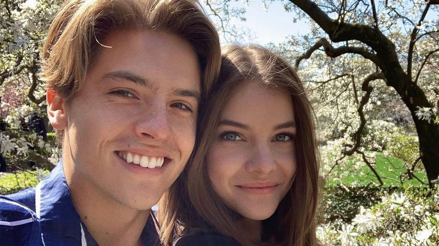 Dylan Sprouse und Barbara Palvin