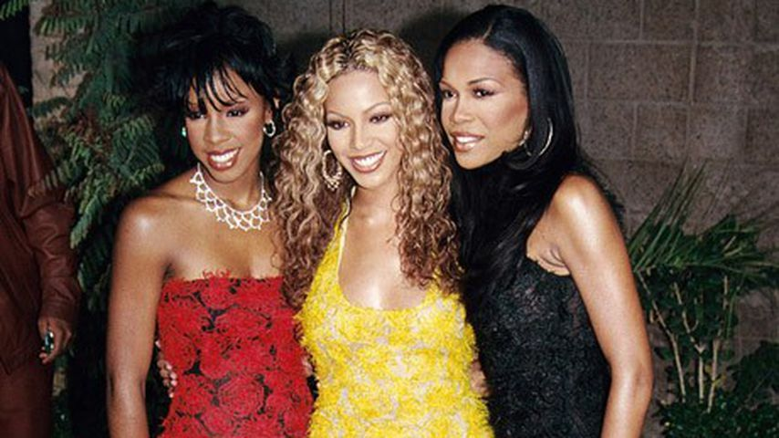 Kelly Rowland, Beyoncé Knowles und Michelle Williams