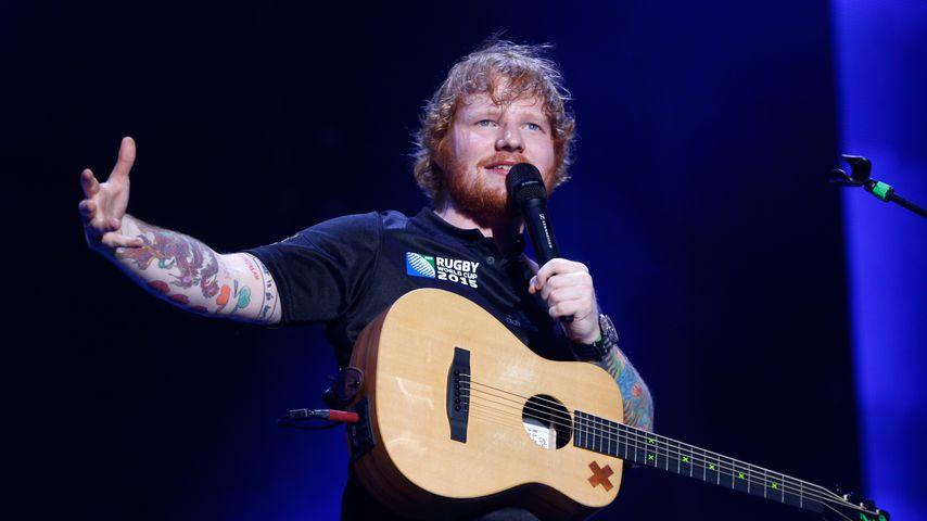Überarbeitet? Ed Sheeran nimmt sich eine monatelange Pause!