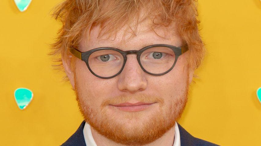Ed Sheeran im Juni 2019