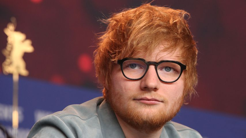 Ed Sheeran in Berlin