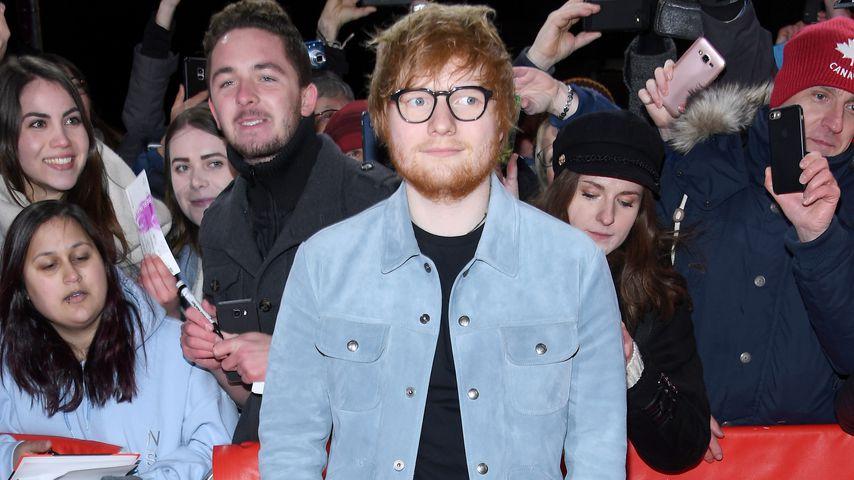 Ed Sheeran bei der Berlinale 2018