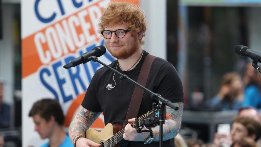 Ed Sheeran, Juli 2017
