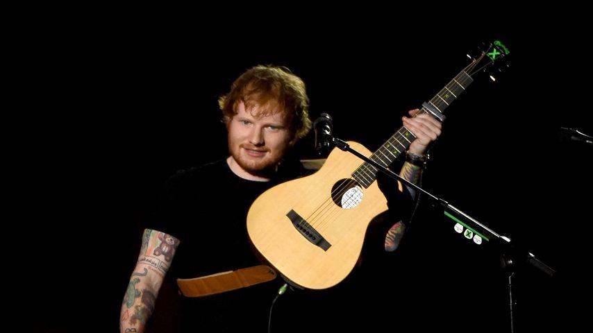 Ed Sheeran bei den Billboard Music Awards im Jahr 2015
