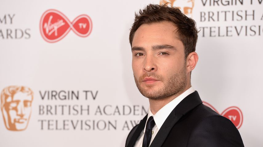 Ed Westwick bei den Virgin TV Bafta Television Awards 2017 in London