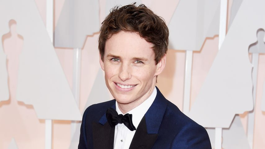 "In ""The Danish Girl"": Eddie Redmayne wird zur Frau"