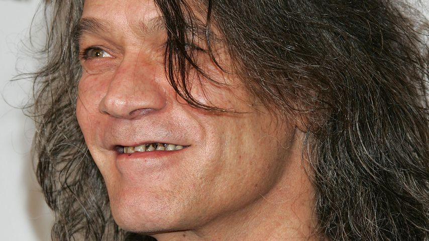Eddie Van Halen bei Elton Johns Oscar-Party 2006