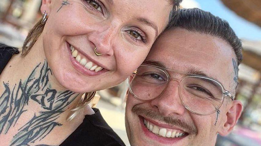 Edith und Eric Stehfest im Juni 2020