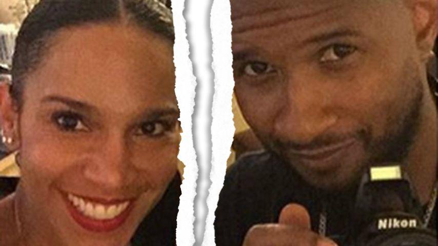 Usher und seine Frau geben Trennung bekannt