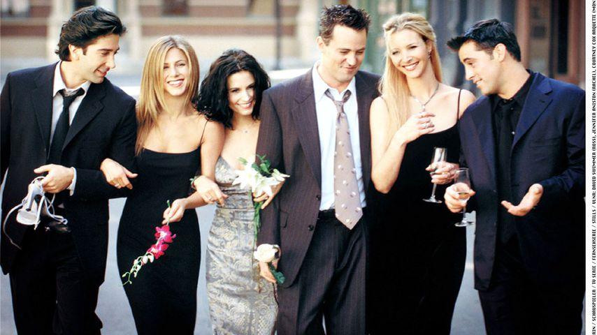 """Ein Plakat von """"Friends"""""""