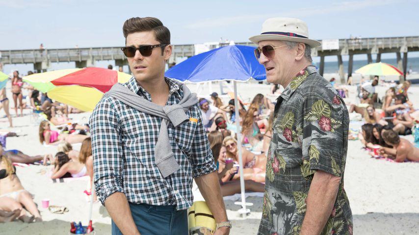 "Krasse Rolle: Wie kam Robert De Niro zu ""Dirty Grandpa""?"