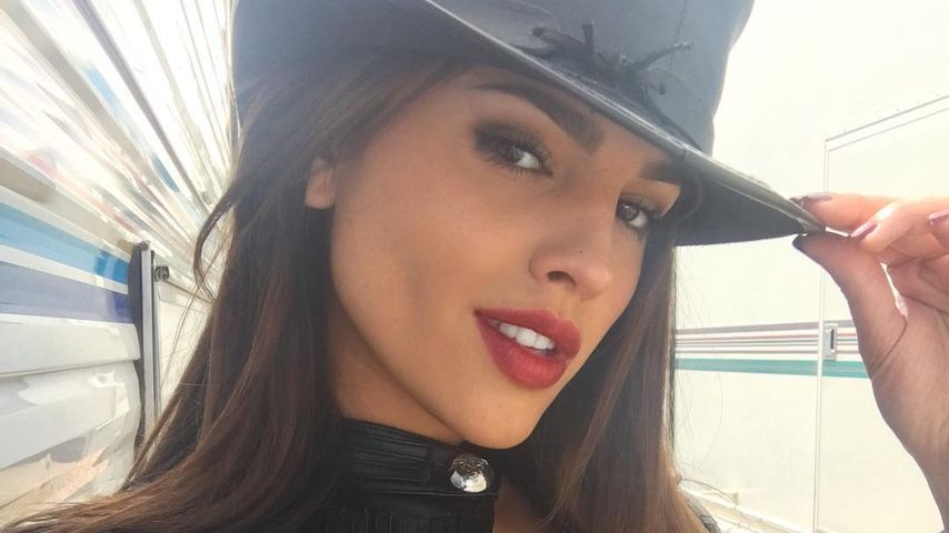 Eiza González in Albuquerque, New Mexiko