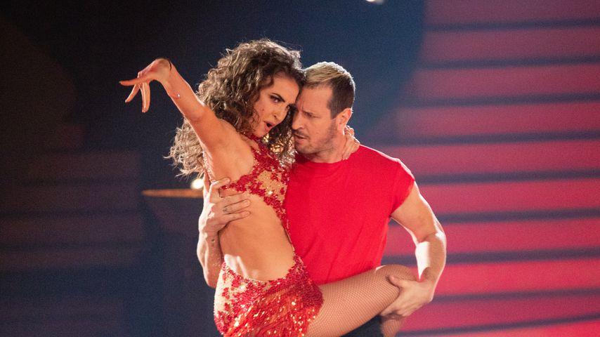 "Ekaterina Leonova und Pascal Hens in der siebten ""Let's Dance""-Liveshow"