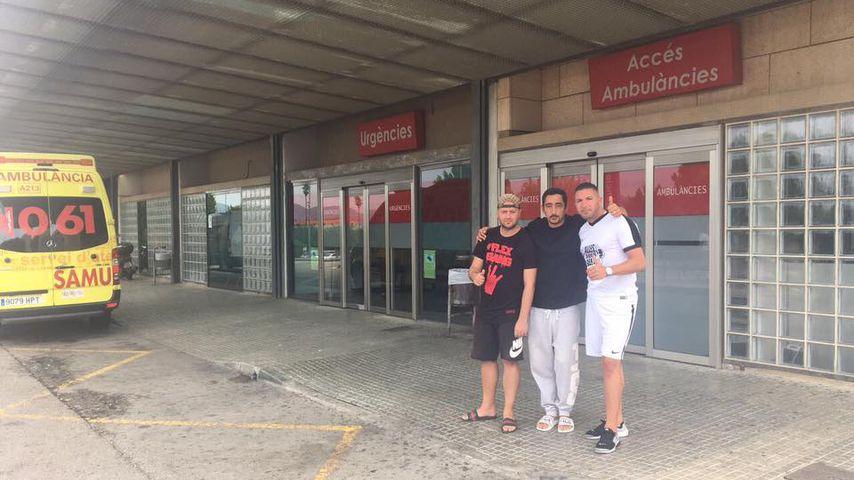 Aus Klinik entlassen: Erstes Foto von Eko Fresh nach Unfall!