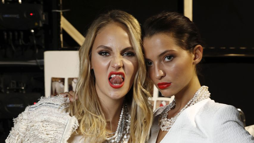 #kilena: GNTM-Kim & Elena Carrière knutschen wieder