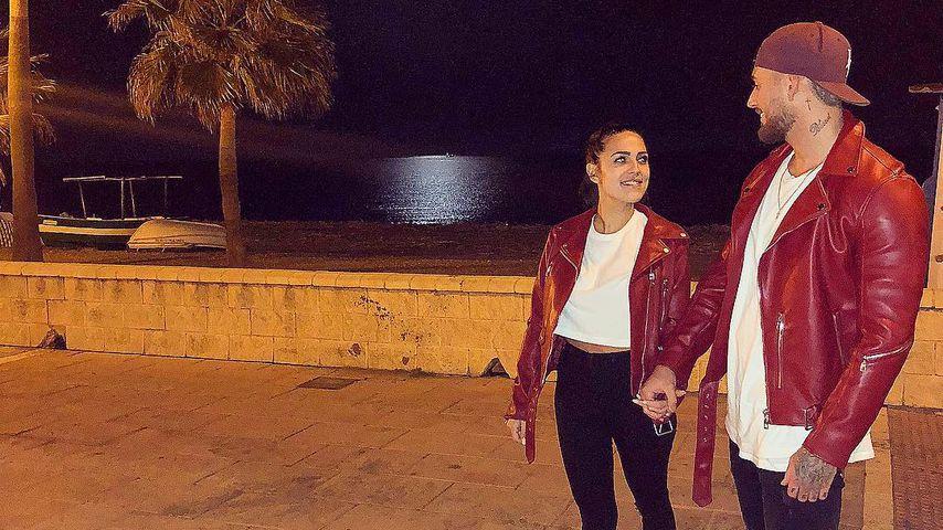 """Elena Miras und Mike Heiter, Ex-""""Love Island""""-Stars"""
