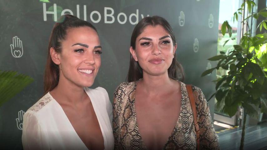 Elena Miras und Yeliz Koc