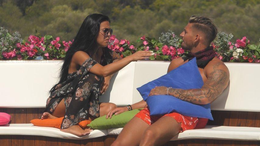 Alles rausgeschnitten: Mike & Elena schon in Villa verliebt?
