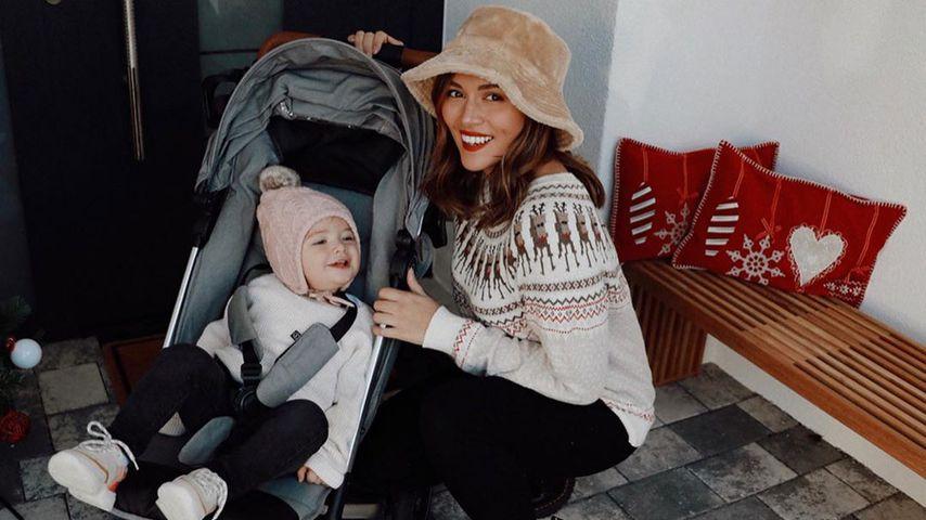 Eliana und Anna Maria Damm, Dezember 2019