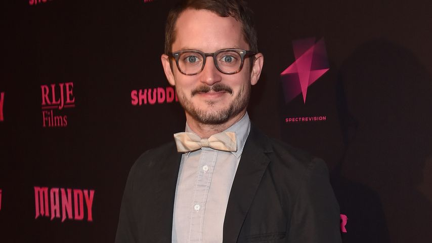Elijah Wood bei einer Filmpremiere in Los Angeles, September 2018