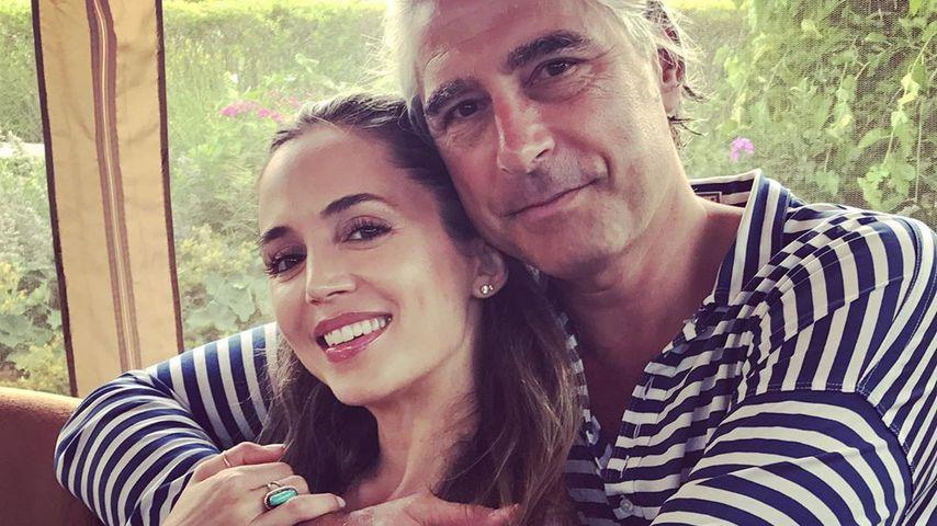 Eliza Duchku und ihr Ehemann Peter Palandjian