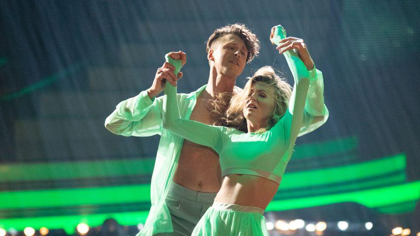 """Ella Endlich und Valentin Lusin im Mai 2019 bei """"Let's Dance"""""""