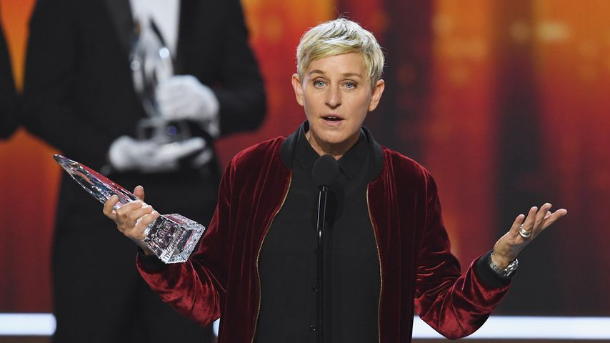 Ellen DeGeneres bei den People's Choice Awards 2017