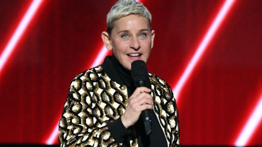 Ellen DeGeneres auf der Bühne der Grammy Awards
