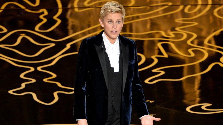 Nach schweren Vorwürfen: Ellen DeGeneres entschuldigt sich!