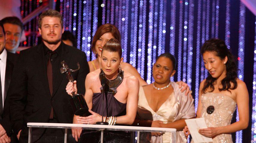 """Der """"Grey's Anatomy""""-Cast, 2007"""