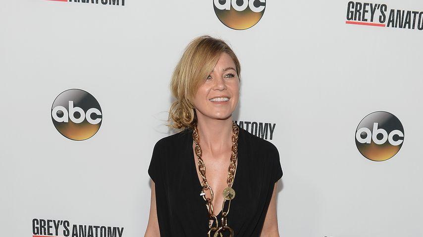 """Grey's Anatomy""-Star Ellen Pompeo"