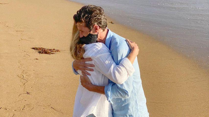 """Ellen Pompeo und Patrick Dempsey, """"Grey's Anatomy""""-Stars"""