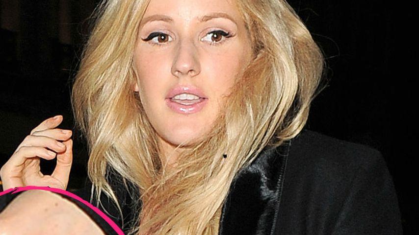 Bling Bling! Hat sich Ellie Goulding etwa verlobt?
