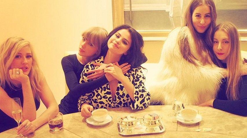 Lässige Ladys: Taylor Swift feiert ihre Mädels!