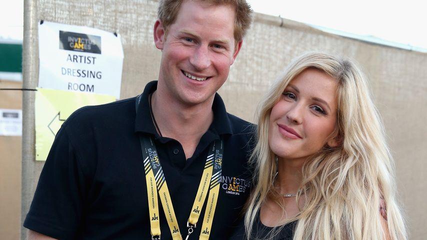 Krasses Gerücht: Sind Ellie Goulding & Prinz Harry ein Paar?