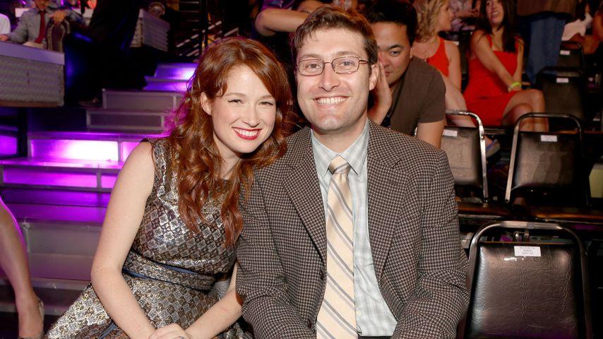 Ellie Kemper und Ehemann Michael Koman 2012