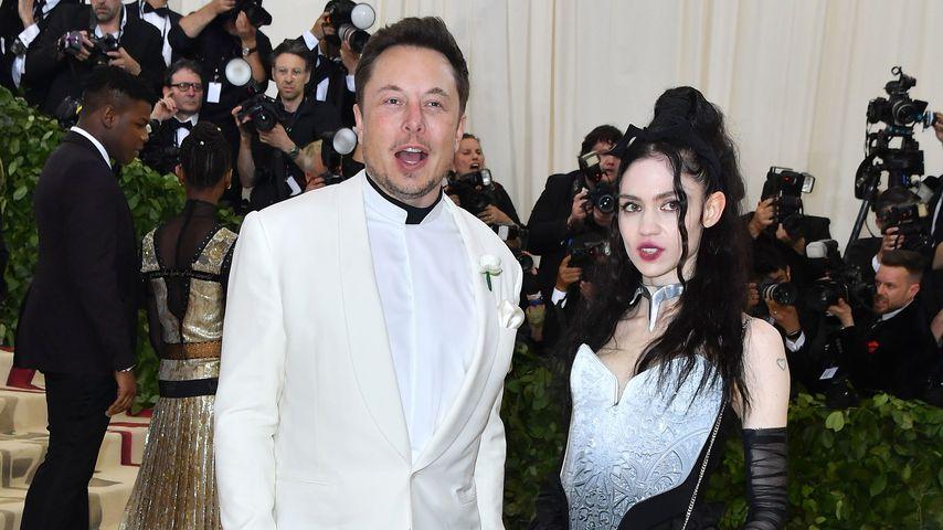 Fans total verwirrt: Heißt Elon Musks Sohn echt X Æ A-12?