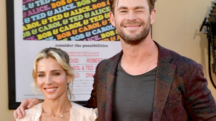 Elsa Pataky und Chris Hemsworth im Juli 2019