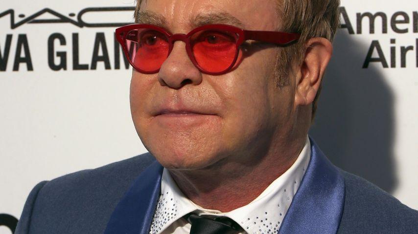 """Shoppt Elton John wieder bei """"Dolce & Gabbana""""?"""