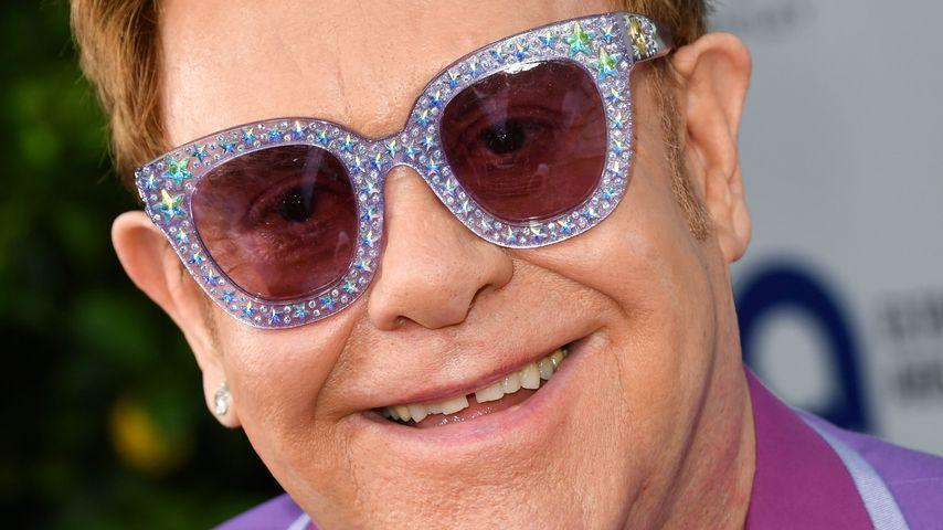 Besonderes Jubiläum: Elton John ist seit 30 Jahren clean