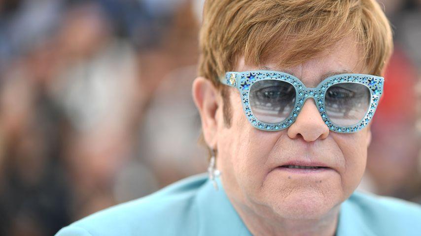 Stimmbandentzündung: Sagt Elton John Deutschland-Konzert ab?