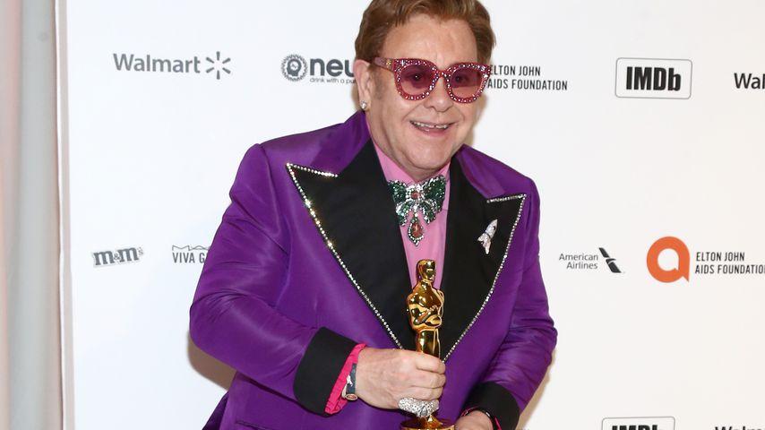 Elton John im Februar 2020