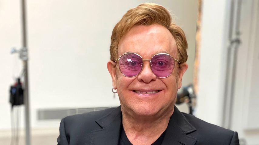 Elton John fühlt sich geehrt: Er bekommt eigene Barbie-Puppe
