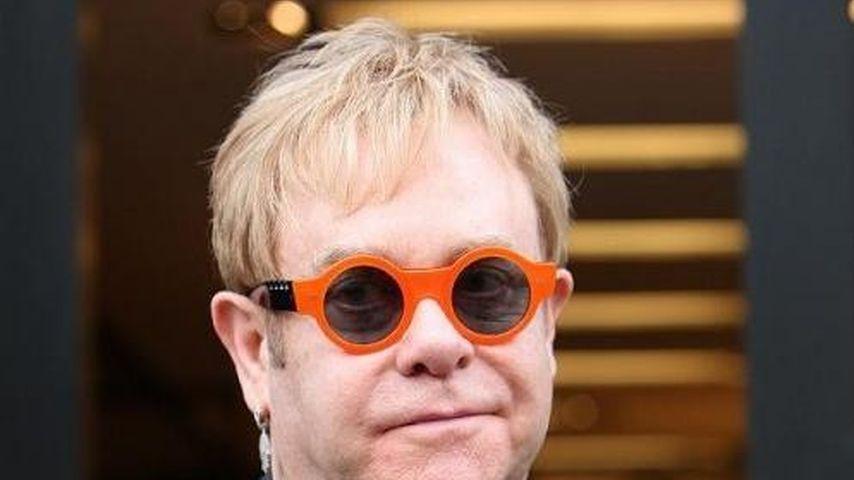 Elton John: Drogen-Rausch und Bulimie-Attacken