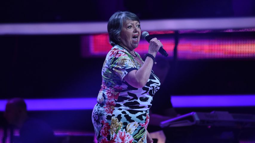 "Elvira, ""The Voice Senior""-Kandidatin"