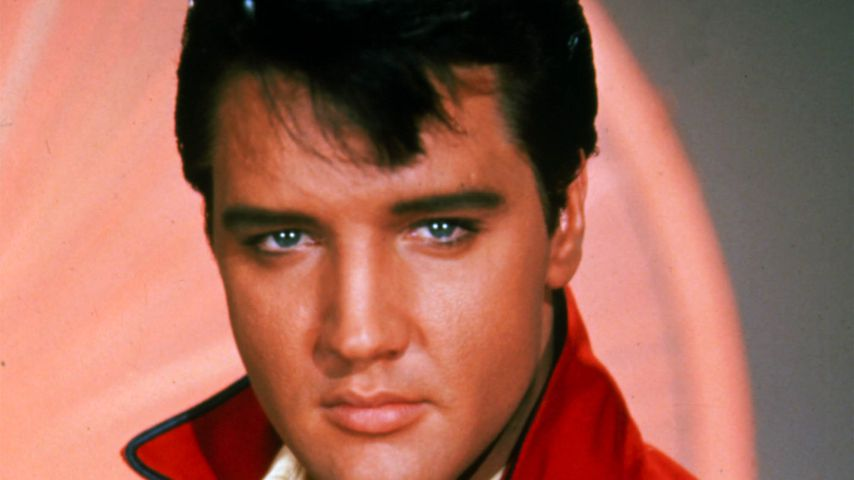 Elvis Presley, Sänger