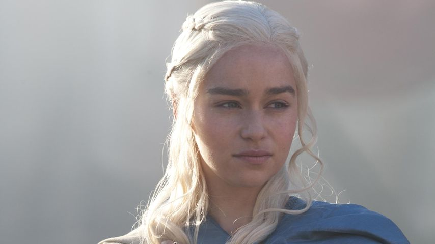"Emilia Clarke als Daenerys Targaryen in ""Game of Thrones"""