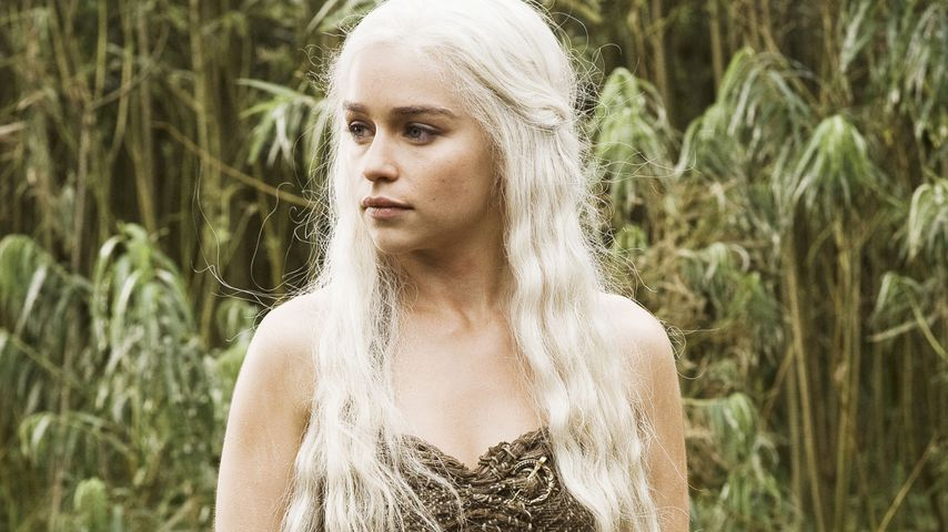 Ansage an GoT-Macher: Emilia Clarke jetzt nicht mehr nackt!