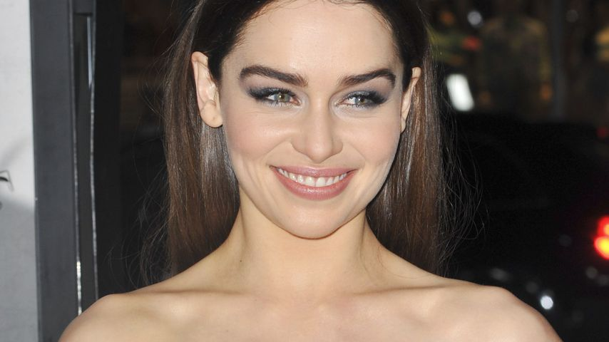Emilia Clarke: Hauptrolle in Fifty Shades of Grey?
